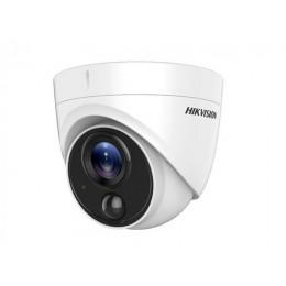 Hikvision DS-2CE71H0T-PIRLO 5MP UHD 1080P 20M IR IP67 Alarm PIR Bullet CCTV Camera