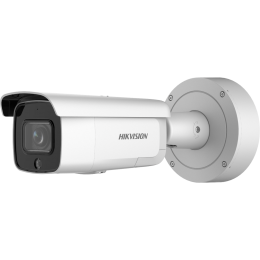 Hikvision DS-2CD2686G2-IZSU/SL AcuSense 8MP 4K UHD 60M IR Motorized 2.8-12MM Speaker Microphone Bullet CCTV Camera