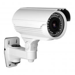 Ertech Sony IMX 2MP 2.8-12MM1080P ONVIF P2P 40M Bullet POE Audio IP Camera CCTV
