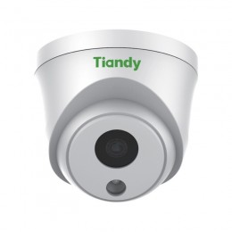 Tiandy TC-NCL522S 5MP Starlight 30M IR WDR 120DB H.265 POE Smart IP Turret Dome Camera