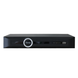 Tiandy TC-NR5005M7-P1 4K UHD 5 Channel 4 POE H.265 NVR Alarm VCA P2P 1HDD 4Ch Network Video Recorder