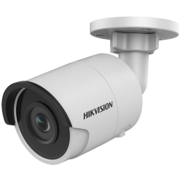Hikvision DS-2CD2045FWD-I 4MP 30M IR WDR POE IP67 DarkFighter Mini Bullet IP Network Security Camera CCTV