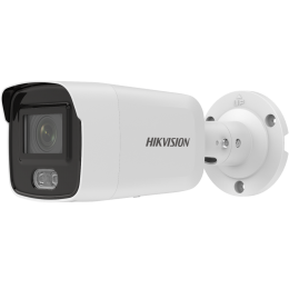 Hikvision DS-2CD2087G2-LU 8MP 4K AcuSense ColorVu IP67 POE Bullet IP CCTV Camera