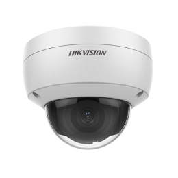 Hikvision DS-2CD2183G0-IU 8MP 4K 30M IR Microphone Dome Surveillance IP Camera