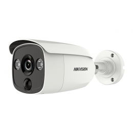 Hikvision DS-2CE12H0T-PIRL 5MP UHD 1080P 20M IR IP67 PIR Bullet CCTV Camera