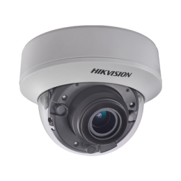 Hikvision DS-2CE56H1T-ITZE POC 5MP 2.8-12mm Motorised Lens WDR 30M Exir IR IP67 Indoor Dome CCTV Security Camera