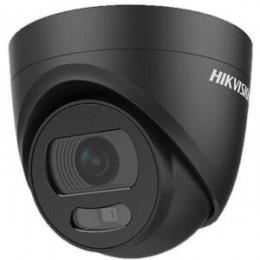 Hikvision DS-2CE72HFT-E/GREY 5MP POC ColorVu Turret Surveillance Camera TVI/AHD/CVI/CVBS