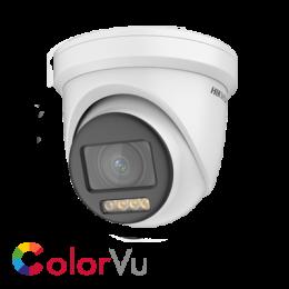 Hikvision DS-2CE79DF8T-AZE 2MP 1080P ColorVu POC Motorized Varifocal 2.8-12MM Turret Coax Camera