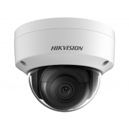 Hikvision DS-2CD2165G0-IS 6MP DarkFighter 30M IR POE Audio Alarm Dome IP Network Security CCTV Camera