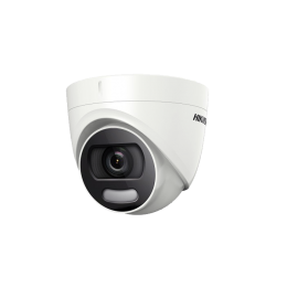 Hikvision DS-2CE72HFT-E 5MP POC ColorVu Turret Surveillance Camera TVI/AHD/CVI/CVBS