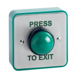 Access Control Push To Exit Button Accessory of Magnetic Lock Door Release