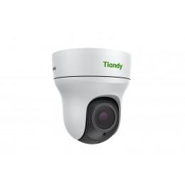 Tiandy TC-H323Q 04X/I/E 2MP 1080P HD 4x Zoom Starlight Mini EW Speaker + MIC 30M IR POE PTZ Camera