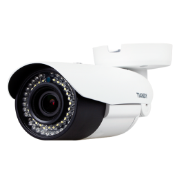 Tiandy TC-NC43M H.265 4MP 2.8-12MM Motorised Autofocus WDR 120dB VCA POE Audio SD-Card Smart IP Camera Bullet