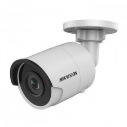 Hikvision DS-2CD2055FWD-I 5MP H.265 SD-Card 30M IR POE Mini Bullet IP Network Security Camera CCTV
