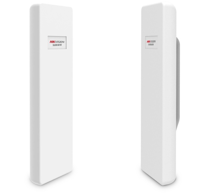 Hikvision DS-3WF03C-D Outdoor Wireless Bridge 3KM 300Mbps Wifi Kit (Pair) POE IP66