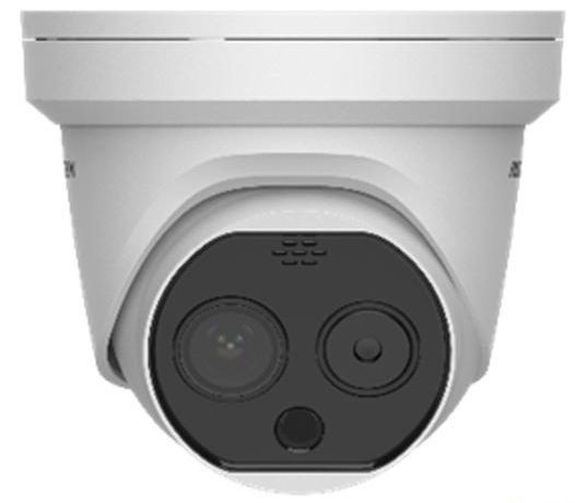 Hikvision DS-2TD1217B-3/PA Fever Screening Thermographic Turret Camera