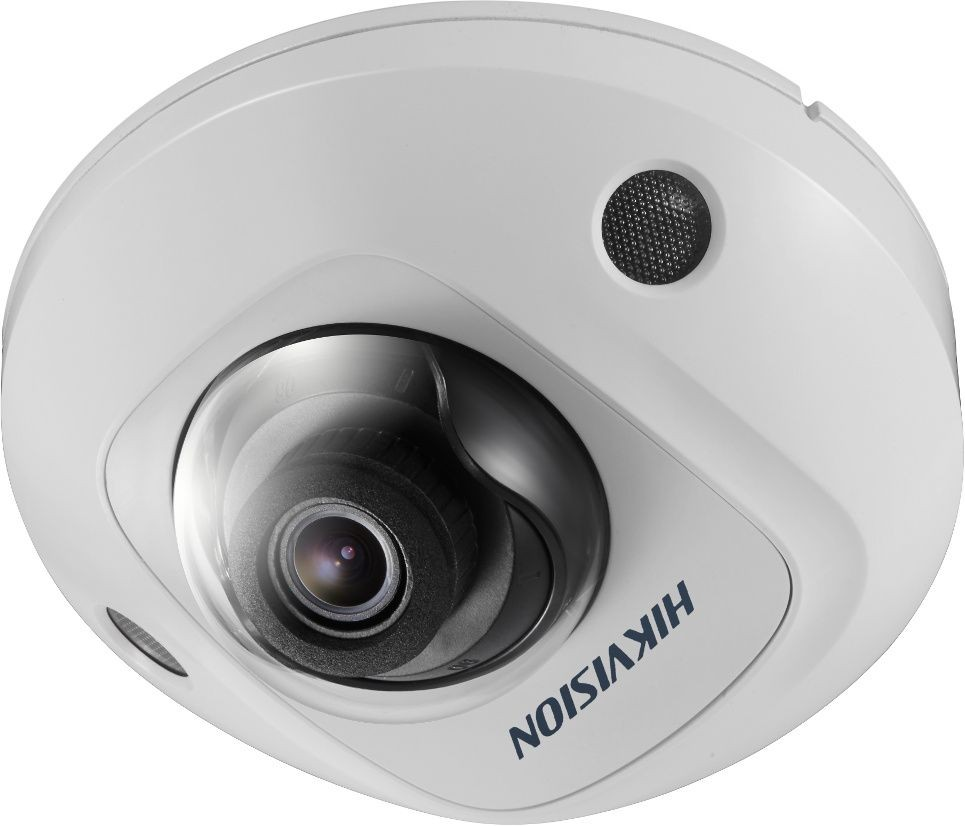Hikvision DS-2CD2525FWD-IS 2MP DarkFighter POE IP67 Mini Dome Network IP Security CCTV Camera