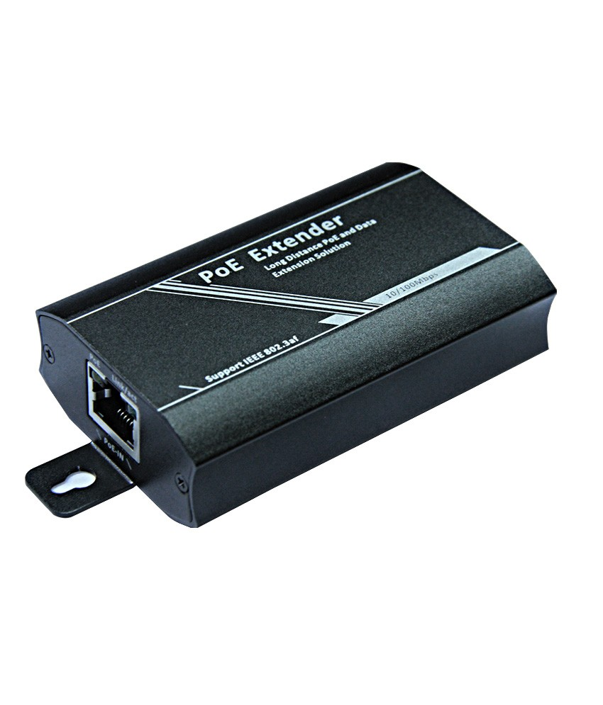 Folksafe FS-PSE1001-E10 POE Extender Power-Over-Ethernet Booster 10/100Mbps