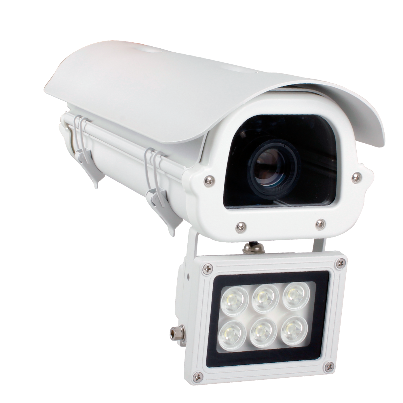 Tiandy TC-A58N5 Long Range H.265 Starlight 8MP 12.5-50mm Smart Network Bullet IP Outdoor Camera
