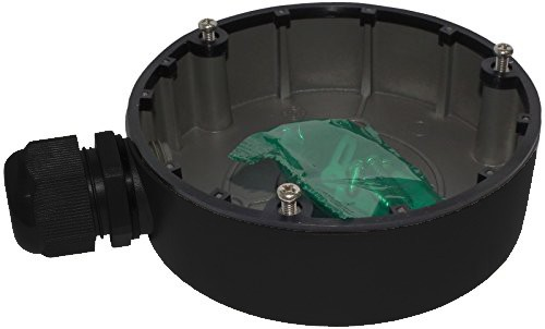 Hikvision DS-1280ZJ-DM8 Black Power Intake Box DS-2CD2325FWD-I, DS-2CD2355FWD-I, DS-2CD2385FWD-I, DS-2CD2323G0-I, DS-2CD2343G0-I