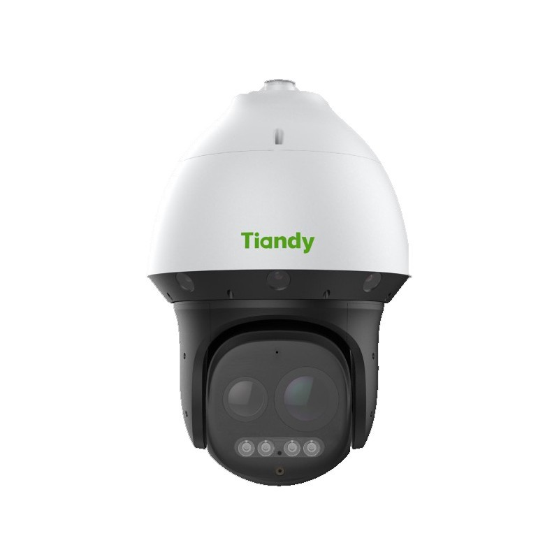 Tiandy TC-H389M 2MP 44x Zoom 4K Panoramic 360 60fps Super Starlight 800M Laser IR PTZ High Speed Dome IP Camera
