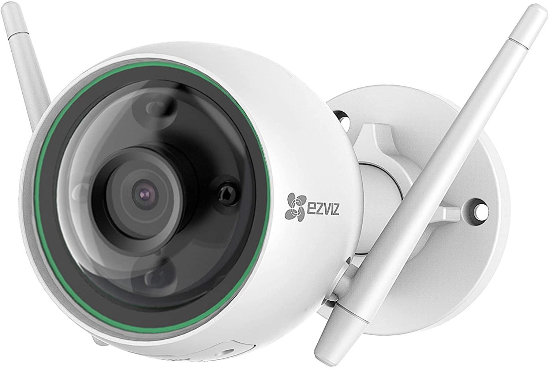 EZVIZ C3N 2MP Color Night Vision Outdoor Smart Wi-FI Camera