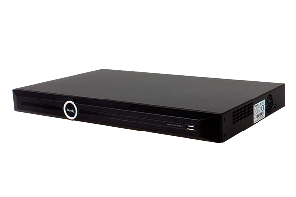 Tiandy TC-NR5020M7-S2 4K H.265 P2P 20CH 2HDD NVR Alarm VCA 20 Channel IP Network Video Recorder
