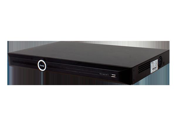 Tiandy TC-NR5020M7-P2 4K 16 Channel 16 POE NVR H.265 P2P 2HDD Alarm VCA 20CH/16CH IP Network Video Recorder