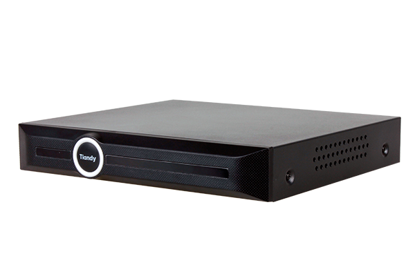 Tiandy TC-NR5020M7-S1 4K H.265 P2P 20CH 1HDD NVR Alarm VCA 20 Channel IP Network Video Recorder