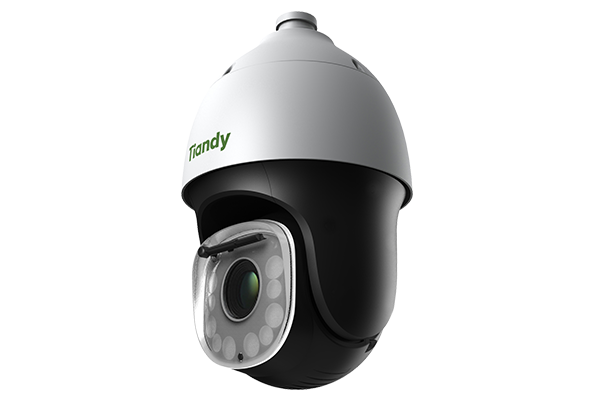 Tiandy TC-NH6233IA-G PTZ Auto Tracking Laser Speaker 2MP@60FPS 33x Zoom WDR 140dB H.265 Smart Speed Dome IP Camera PAN TILT Zoom Outdoor