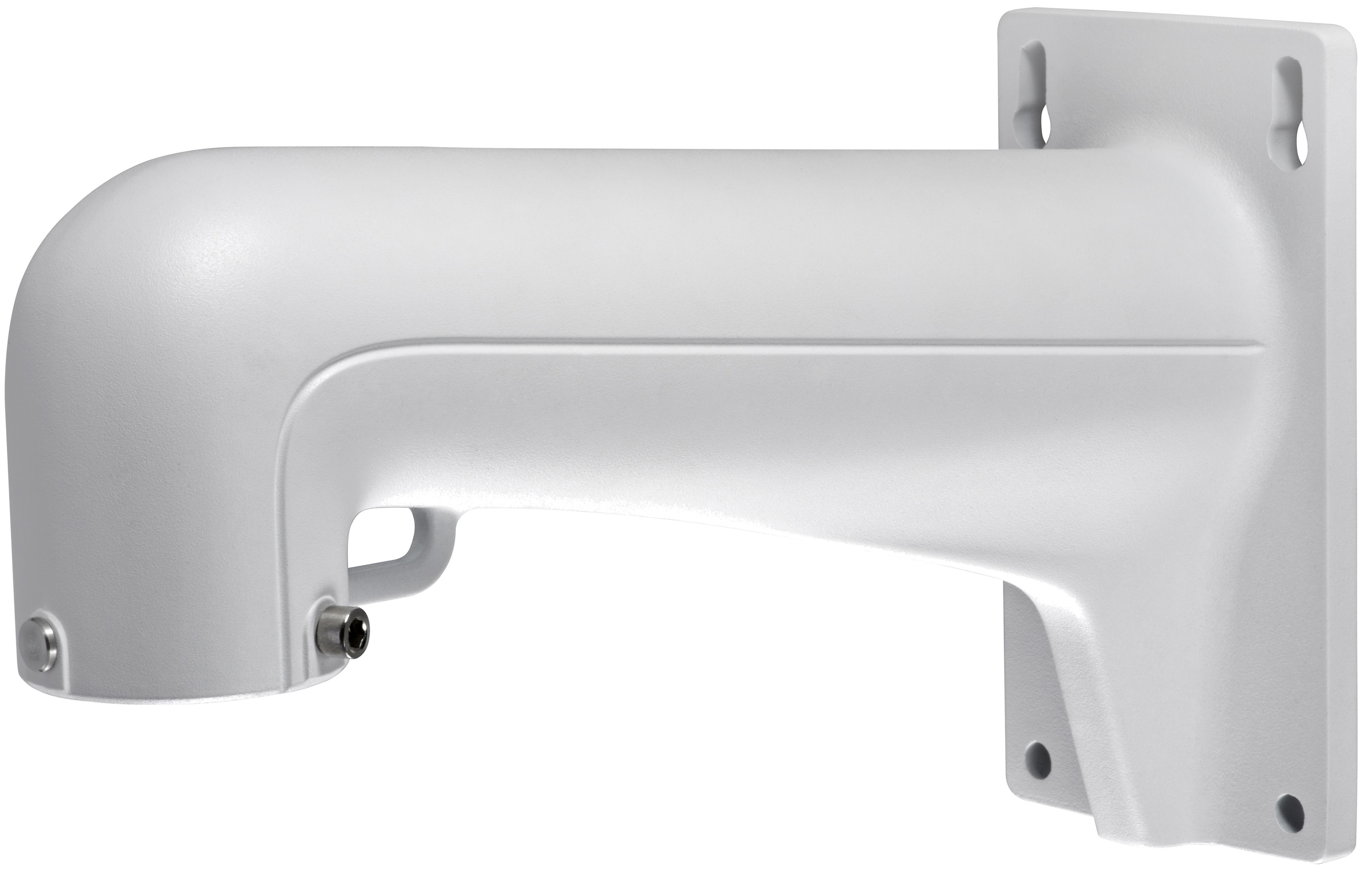 Hikvision DS-1602ZJ PTZ Wall Mount Bracket Arm For Analog Turbo HD IP CCTV Security Camera DS-2DE7186-A  DS-2DF5274-A  DS-2DF5284-A  DS-2DF7274-A  DS-2DF7274-AEL  DS-2DF7284-A  DS-2DF7284-AW  DS-2DF7286-A  DS-2DF7286-AEL