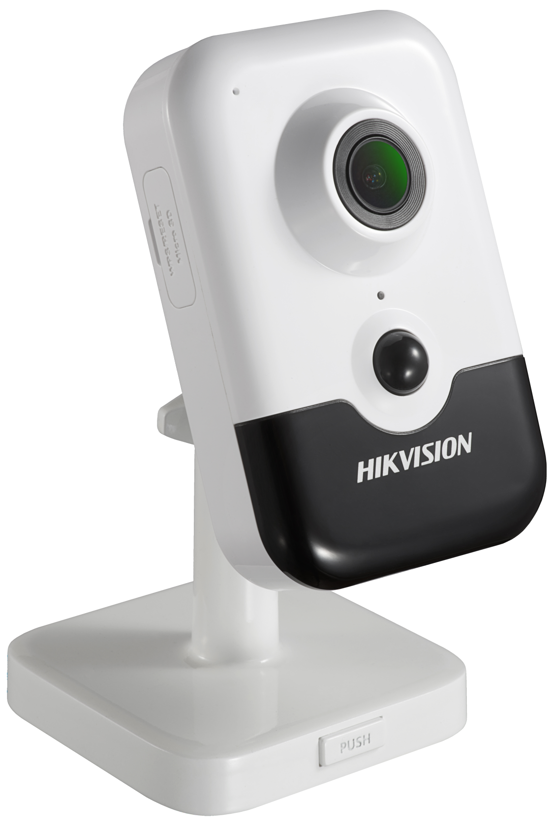 Hikvision DS-2CD2463G0-IW 6MP WIFI Mic Speaker PIR SD-Card 10M IR POE Cube Network IP Security Camera 2.8MM