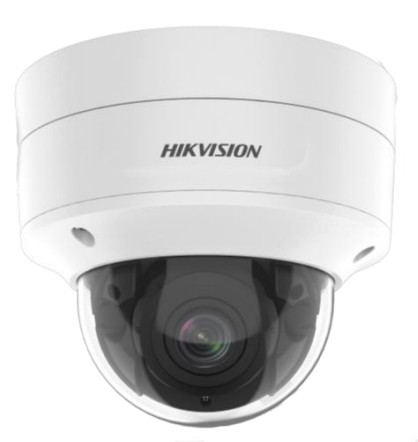 Hikvision DS-2CD2786G2-IZS 4K AcuSense 2.8-12MM Motorised 50M IR Smart Dome Network Surveillance Camera