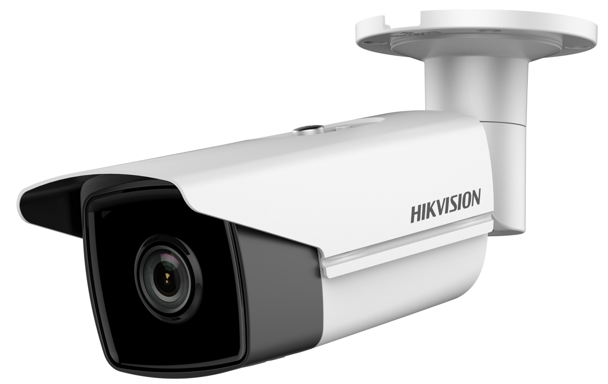 Hikvision DS-2CD2T45FWD-I8 4MP Darkfighter H.265 IP67 SD-Card 80M IR POE Onvif Bullet IP Network Security Surveillance Camera