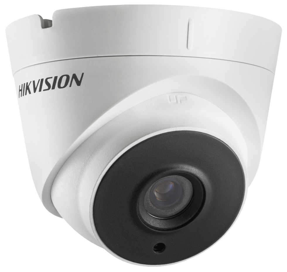 Hikvision DS-2CE56H1T-IT3E POC 5MP WDR 40M Exir IR IP67 Turbo HD-TVI Outdoor Turret Dome CCTV Security Camera 2.8MM/3.6MM