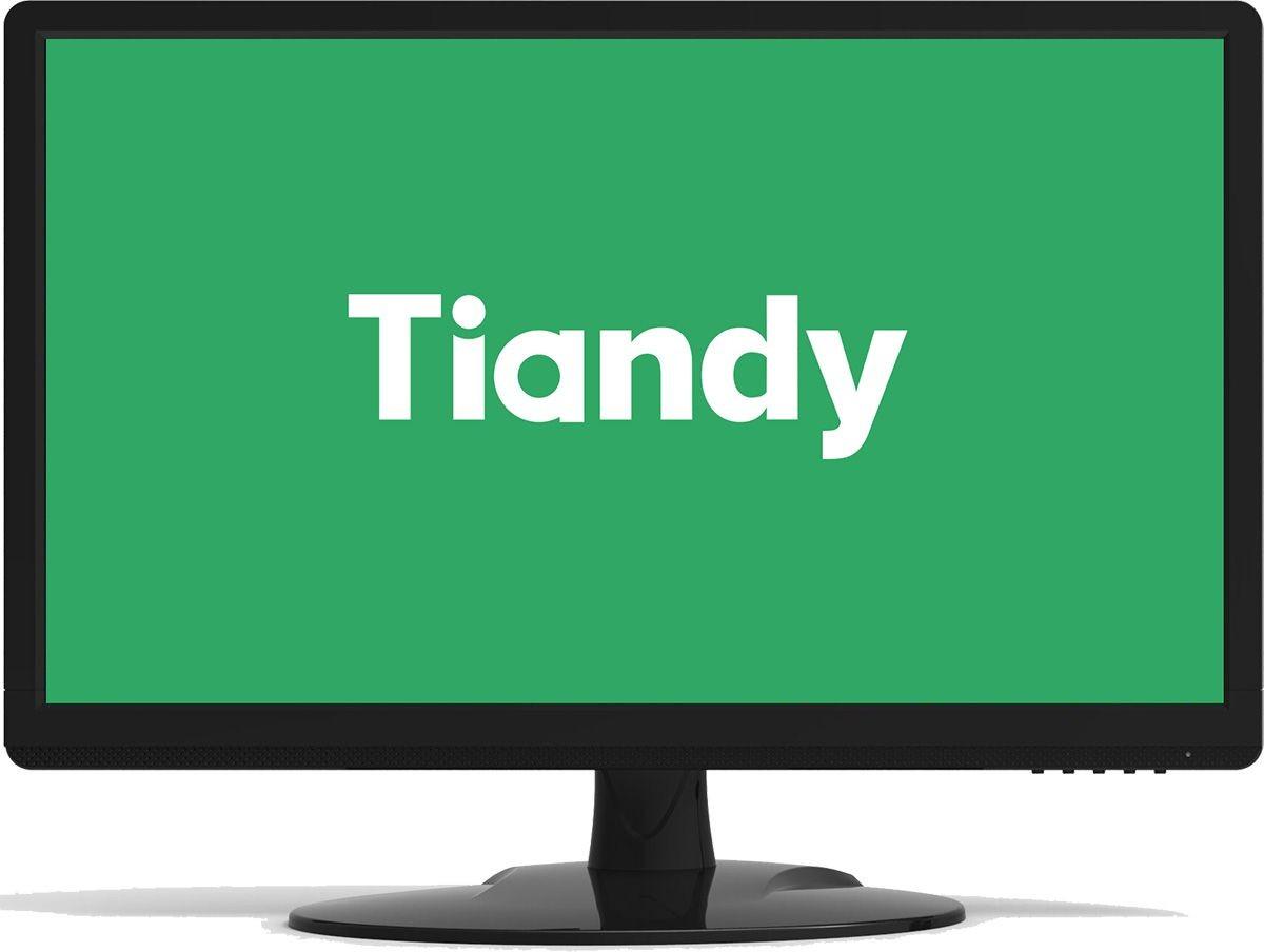 Tiandy CCTV Monitor TC-M22SE HDMI VGA BNC Vesa Wall Mounted