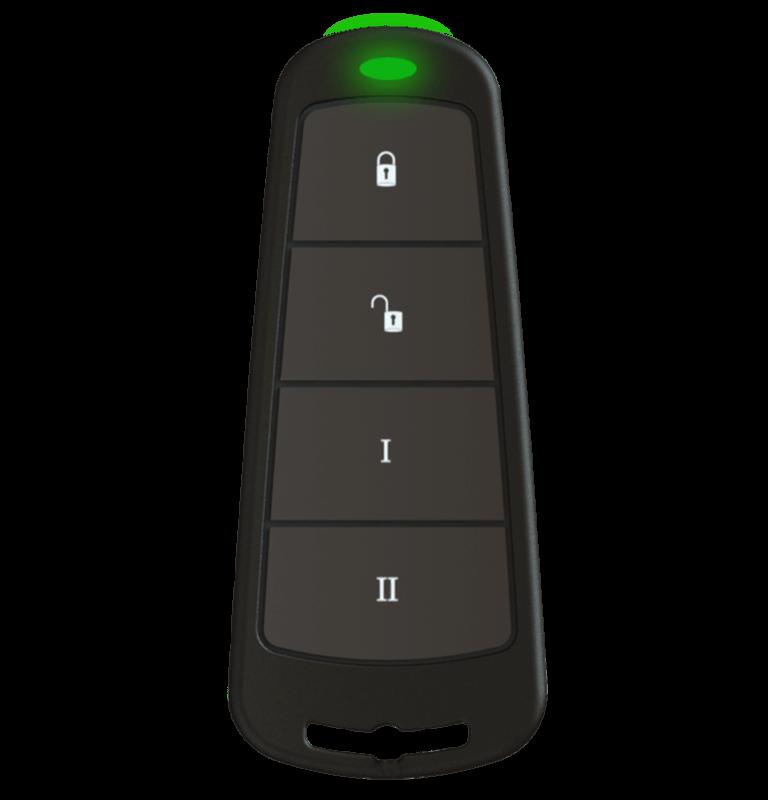 Pyronix By Hikvision Keyfob We Two Way Wireless Keyfob