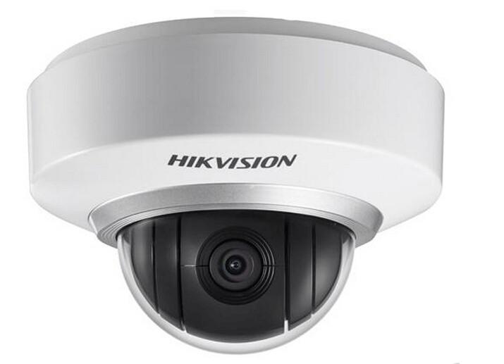Hikvision  DS-2DE2202-DE3 Mini PTZ 2MP POE MIC Audio P2P CCTV IP Security Camera Microphone SD Card 1080P