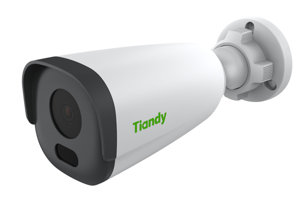 Tiandy TC-C32GN H.265 2MP WDR 50M IR POE Mini Bullet IP Camera CCTV