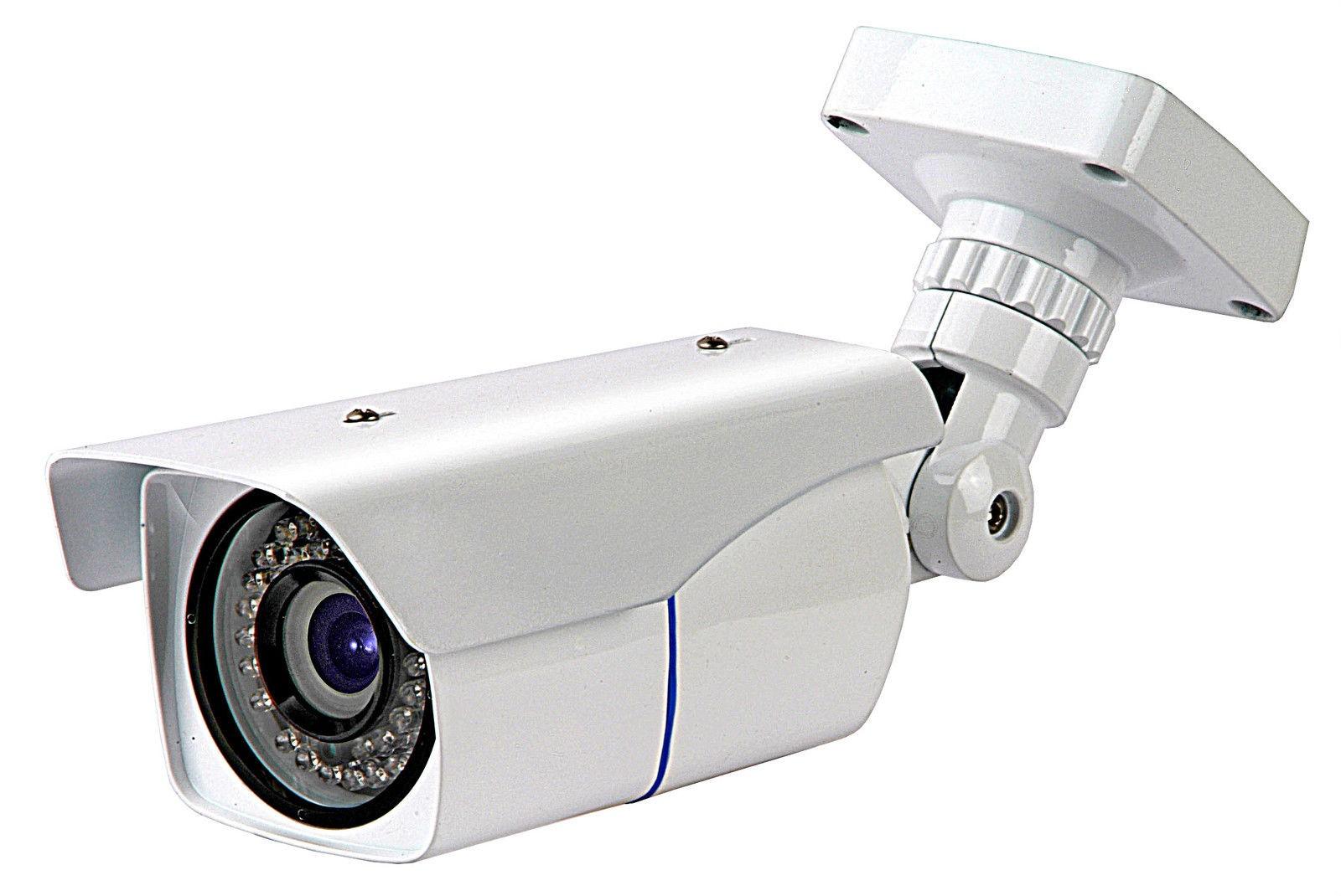 Ertech Sony IMX 2MP 1080P 2.8-12MM 40M IR Turbo HD-TVI Outdoor Bullet Security Camera