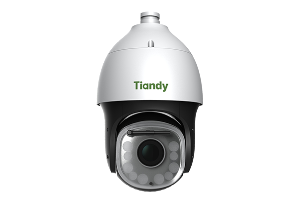 Tiandy TC-NH6230ISA-G PTZ H.265 Autotracking Laser Speaker Ultra Starlight 2MP 30x Zoom WDR 140dB Smart Speed Dome Network IP Camera PAN TILT Zoom Outdoor