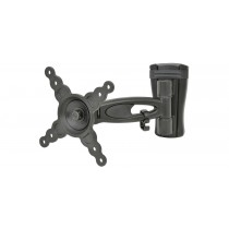 Single Arm Full Motion TV/Monitor Wall Mount Bracket