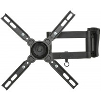 AVSL 129.512UK Double Arm Full Motion TV/Monitor Wall Mount Bracket