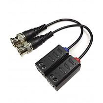 Folksafe FS-HDP4103 HD Video Balun For All HD-TVI/ CVI/ AHD/ CVBS Analog Cameras 5MP 3MP 2MP TVS