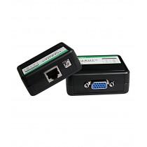 Folksafe FS-6001P VGA Extender Over UTP CAT 5E/6 Up To 1080P Resolution