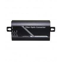 Folksafe FS-MC01E-SE Ethernet CAT 5/6 UTP To Fiber Optic Media Converter Adapter 1 Port