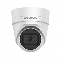 Hikvision DS-2CD2H63G0-IZS 6MP 2.8-12mm Motorized Verifocal Lens SD-Card 30M IR POE IP67 IK10 Vandal Turret Dome Network IP Security Camera