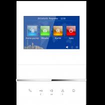 """GVS H-IS02 IP POE Video Intercom Indoor Station 4.3"""" Monitor 24V"""