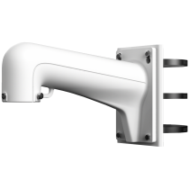 Hikvision DS-1602ZJ-POLE PTZ Vertical Pole Mount Bracket For Analog Turbo HD IP CCTV Security Camera DS-2DE7186-A  DS-2DF5274-A  DS-2DF5284-A  DS-2DF7274-A  DS-2DF7274-AEL  DS-2DF7284-A  DS-2DF7284-AW  DS-2DF7286-A  DS-2DF7286-AEL