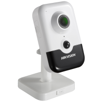 Hikvision DS-2CD2443G0-IW 4MP WIFI Mic Speaker PIR SD-Card 10M IR POE Cube Network IP Security Camera 2.8MM 4MM
